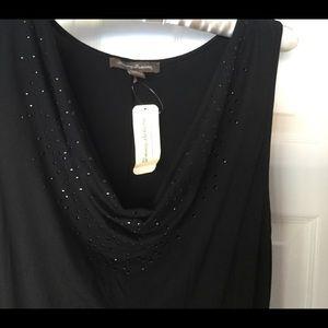 Tommy Bahama NWT black dress. L.